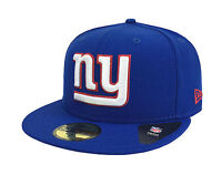 New Era 59Fifty NFL Cap New York Giants Classic Wool Fitted Hat - Royal Blue