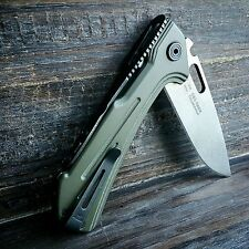 "The ""Operator"" Buck Knives 830 Marksman, S35VN Blade"
