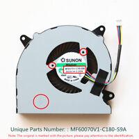 Asus N550 N550J N550JV N550JK N550L N750 N750JK N750JV G550J Cpu Cooling Fan