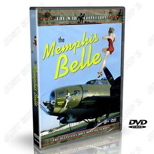 The War Collection - Memphis Belle : World War 2 Aviation Documentary Brand New