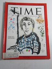 Time Magazine- July 30, 1965- Chagall