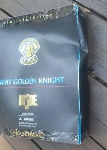 Gi Joe Army Golden Night Limited Edition