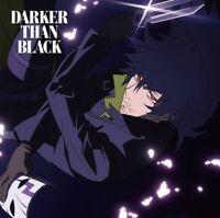 used Darker Than Black Gemini of the Meteor Original Soundtrack CD From Japan