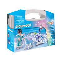 Playmobil Magic Ice Princess Carry Case Building Set 70311 NEW
