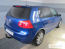 VW Golf V due volumi 03- Gancio di traino estraibile WESTFALIA + kit el. 13 poli