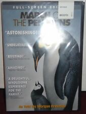 DVD -March of the Penguins -NEW sealed
