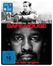 Safe House Steelbook [Blu-ray] [Limited Edition] von... | DVD | Zustand sehr gut
