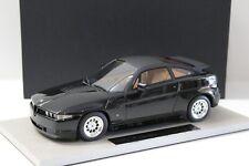 1:18 TOP Marques BBR Alfa Romeo SZ Sprint Zagato black