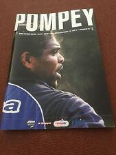 Portsmouth v Birmingham City 2011-2012