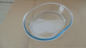 REPLACEMENT OVAL DISH TO FIT PHILIPS & CROSSLEE HOSTESS TROLLEY & SIDE SERVER