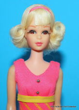 Francie Original Twist N Turn/TNT FLIP Blonde Doll Bendable Legs