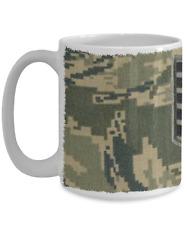 US Air Force Technical Sgt|TSgt|E6 Mug - Gift for Veteran, Airman, Promotion