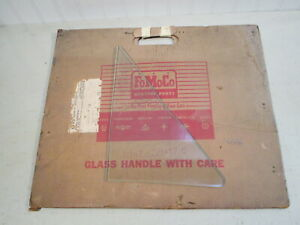 NOS 1963-1964 FORD GALAXIE SEDAN, STATION WAGON CLEAR VENT WINDOW GLASS, NEW