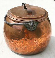 Copper Coal Scuttle