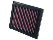 K&N Hi-Flow Performance Air Filter 33-2359 fits Honda Jazz 1.4 (GD)
