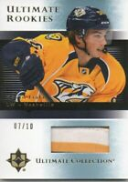 15-16 ULTIMATE COLLECTION ROOKIES GOLD PATCH KEVIN FIALA /10
