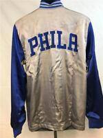 Philadelphia 76ers Mens S-M-L-XL-2XL-3XL-4XL-5XL+2 Adidas On Court Jacket