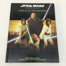 Star Wars Roleplaying Game Power Of The Jedi Sourcebook Hardback Book (2002)