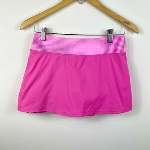 Girls' Ivivva Pleated Athletic Skirt Pink Size 14