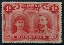 Rhodesia (until 1965)