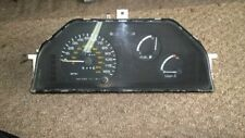 91 92 EAGLE SUMMIT SDN SPEEDOMETER CLUSTER 1.5 MT 171,548 MILES CLU-O-248