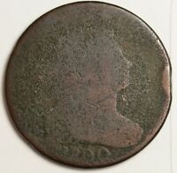 1800 Large Cent.  Full Date.  129686