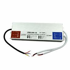 LED Power Supply Transformer 12V/200W Driver for LED Bulb Strip 240V - DC12V