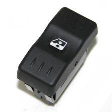Negro Delante Eléctrico Ventana Botón Interruptor Para Dacia Logan 2004-2014