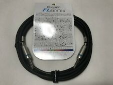 New! Ex-pro Guitar Bass Shield Cable FL Series 5m/16.4feet SS Made in Japan