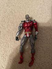 ToyBiz Marvel Legends Deathlok action figure loose 2005