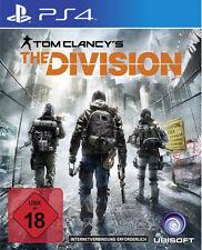 Ps4 Gioco Tom Clancy 's the Division versione tedesca Merce Nuova