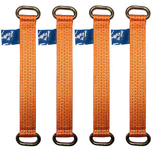 X4 Vehicle Recovery Link Bridging Strap 14 inch