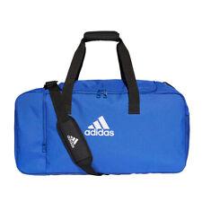 Adidas Tiro Sac Duffel Gr. M Bleu Blanc