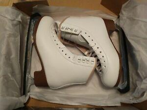 Jackson Figure Skates Mystique Ladies JS1490 (Ladies Size 6-C) Brand New In Box