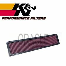 K&N HIGH FLOW AIR FILTER 33-2807 FOR PORSCHE 944 3.0 S2 211 BHP 1988-91
