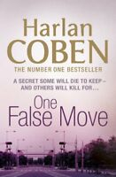 One False Move By Harlan Coben. 9781409117100
