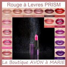 PRISM 💄 Rouge à 💋 Lèvres aux Couleurs ECLATANTES AVON : BRILLANCE PRISMATIC !!