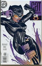 Catwoman 2002 series # 4 near mint comic book