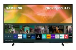 Samsung UE43AU8000KXXU Smart TV 43 Inch 4K Ultra HD with HDR10+, HLG,