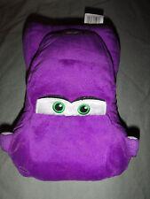 "Disney Pixar Cars 9"" Purple Holley Shiftwell Plush Soft Toy Stuffed Animal"