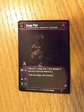 Star Wars TCG - FOIL Jango Fett (D) Promo #7 NM/Mint