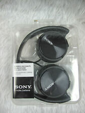 Sony MDR-ZX310 Professional Studio Headphone (Black)