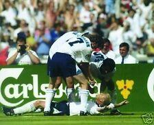 Paul Gascoigne 1996 Wonder Goal England 10x8 Photo