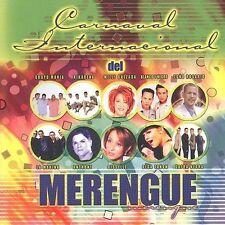 Various Artists : Carnaval Del Merengue 2001 CD