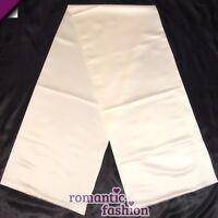 ♥Satinstola passend für jedes Brautkleid Weiß oder Creme+NEU+SOFORT+PL9010♥