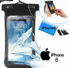 Cover subacquea impermeabile iPhone 7,6S,6,5.Custodia acqua,mare.IP68 diving sub