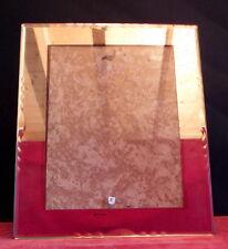 cadre porte photo miroir biseauté taillé glace Art Déco mirror frame (1)