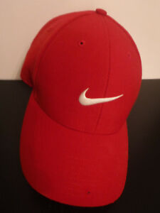 Nike Baseball Hat,  Red - Hat is from a Large Collection-believe not worn.