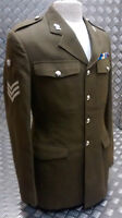 Genuine British Army Khaki Green No 2 / Number 2 Old Pattern Uniform Jacket