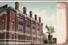 Postcard Laboratory Chemistry Stephen's Institute Hoboken NJ